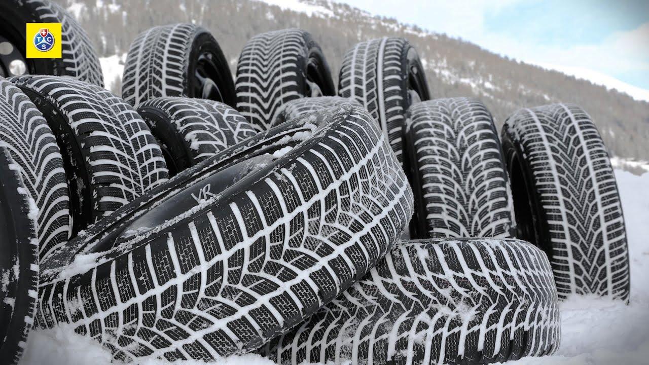 TCS-Winterreifen-Test 2019: Was taugen Winterreifen für Kleinwagen?