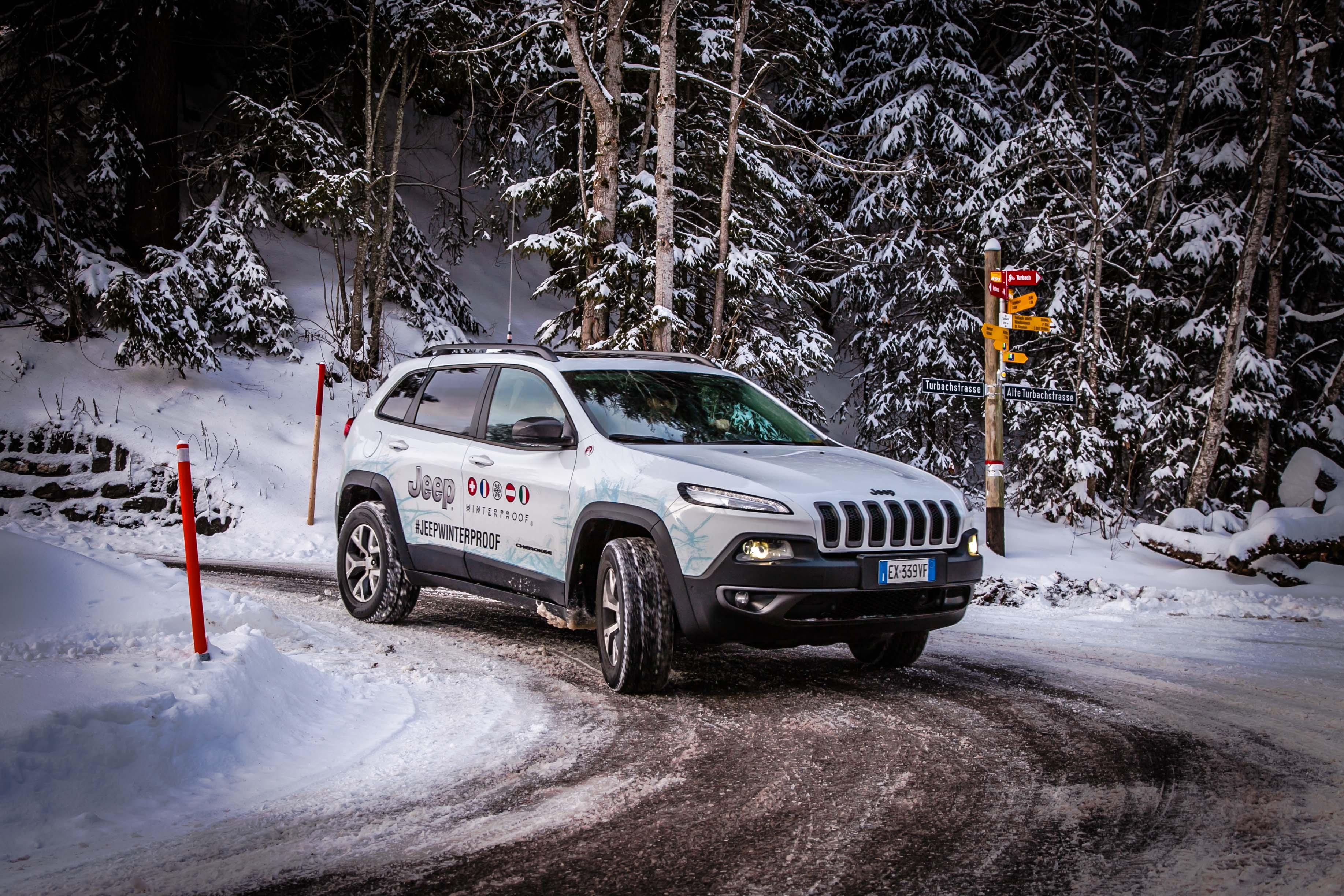 Braucht mein 4×4-Fahrzeug wirklich Winterreifen?