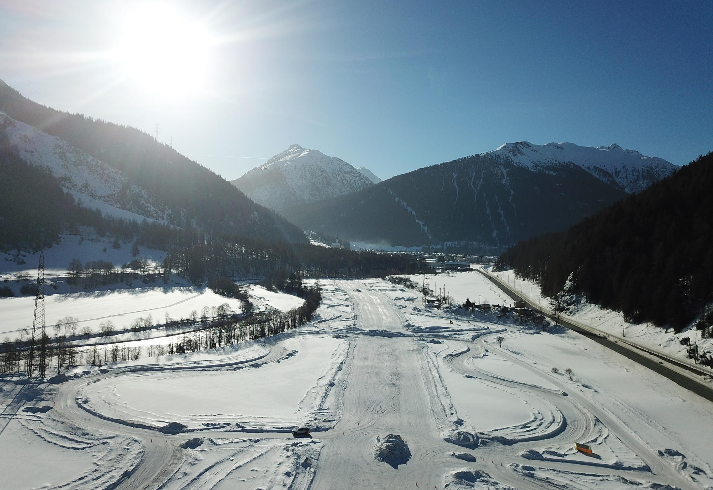 Personenwagen Schnee & Eis Basis