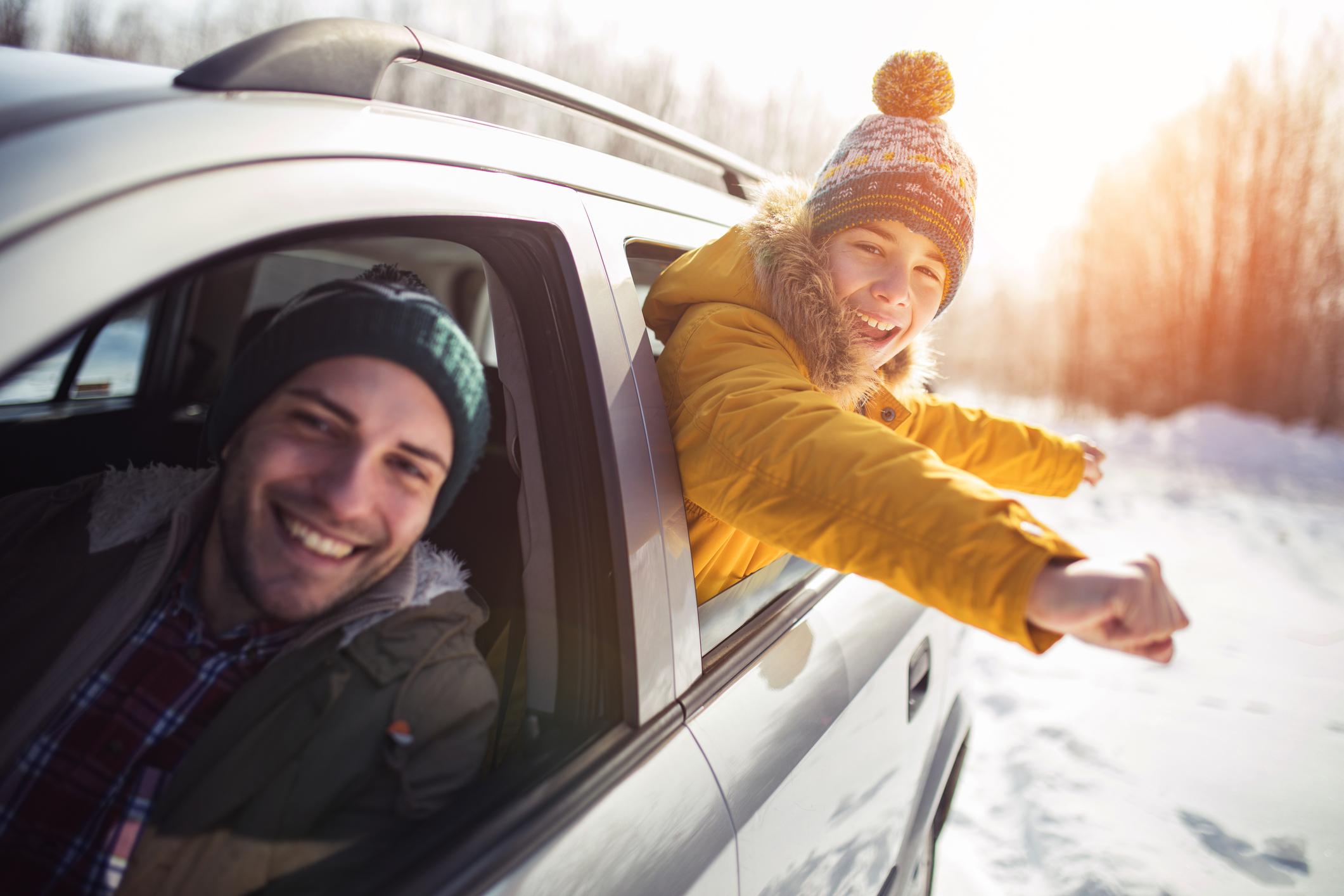 Die kleine Winter-Checkliste, bevor's los geht